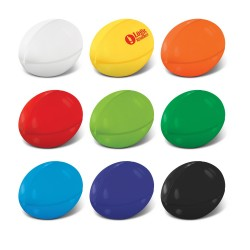 Anti Stress Rugby Ball - Colours