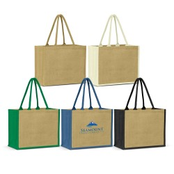 Torino Jute Shopping Bag