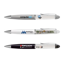 Europa Floating Action Pen