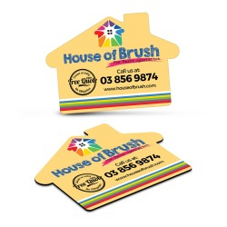 Fridge Magnet 70 x 50mm - House Shape