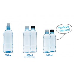 Bottled Spring Water 750ml