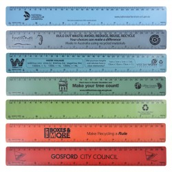 Echo Rule Recycled Plastic Ruler 30cm