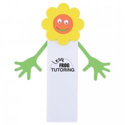 Flower Magnetic Bookmark