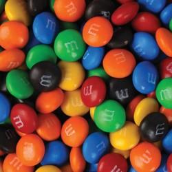 Assorted Colour M&M's