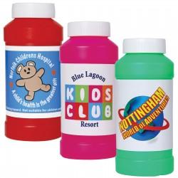 Assorted Colour Bubbles in Bottles