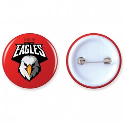 Button Badge 32mm - Indent