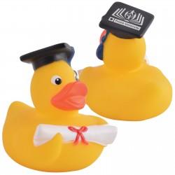 Graduate PVC Bath Duck - Indent