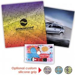 Custom Superior Hi Microfibre Lens Cloth