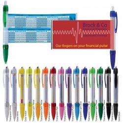Banner Ballpoint Pen - Indent