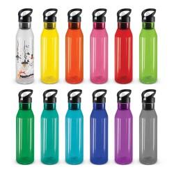 Nomad Drink Bottle - Translucent
