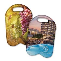 Neoprene Double Wine Cooler Bag - Full C