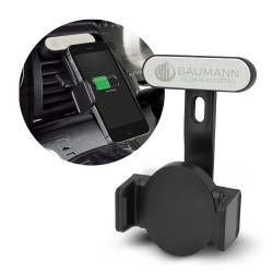 Zamora Wireless Charging Phone Holder