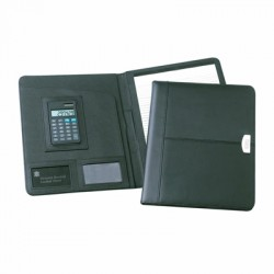 Essex A4 Leather Conference Folder