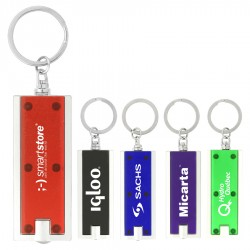 Turbo Keychain Flashlight