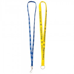 Shoe String Lanyards - 13mm Wide