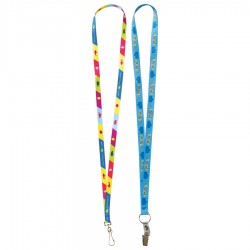 Sublimation Lanyards - 13mm Wide