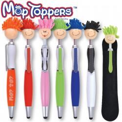 Mop Top Ballpoint Pen / Stylus