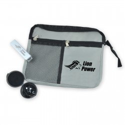 Holiday Tech Kit - Malibu Pouch, Velocity Power Bank, Earbuds