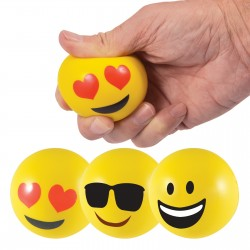 Emoji Stress Ball Reliever