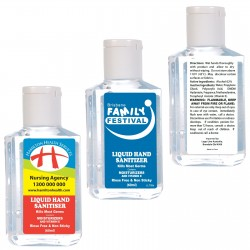 60ml Gel Hand Sanitiser