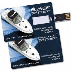 Credit Card Flash Drive