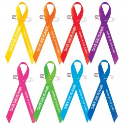 Supporter Ribbon 70mm - Indent