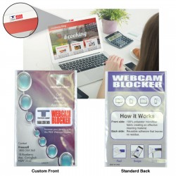 Microfibre Webcam Blocker - Indent