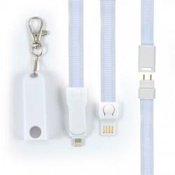 Tesla Charging Cable Lanyard