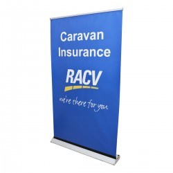 Deluxe 1200mm Roll Up Banner