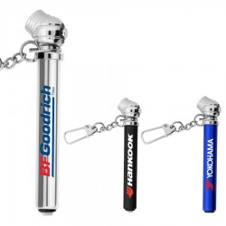 Key Chain Tyre Gauge