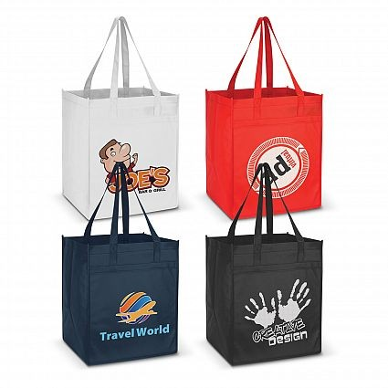 Companies Capitalizing on  Branded Reusable Bags
