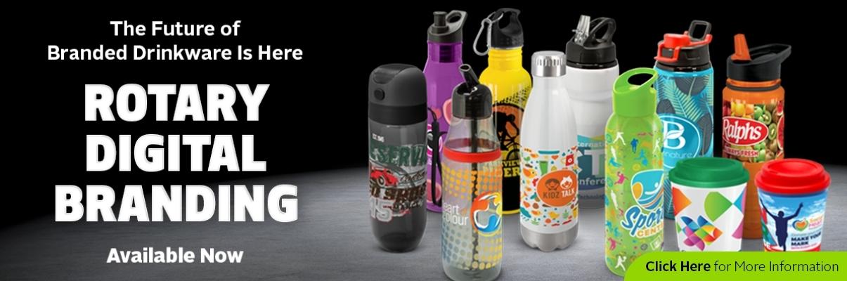 Drink Bottle Full Colour
